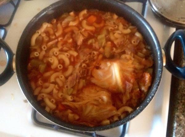 Turkey Vegetable Stew Recipe