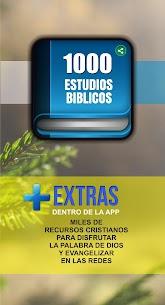 Descargar 1000 Estudios Biblicos para PC ✔️ (Windows 10/8/7 o Mac) 1