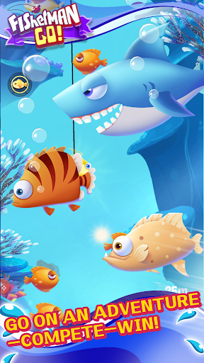 Fisherman Go! screenshot 4