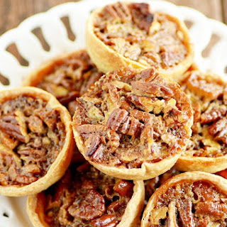 Mini Pecan Pies Recipe