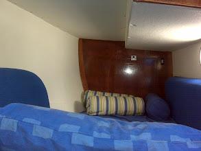 Photo: Camarote con el techo y laterales finalizado (1)