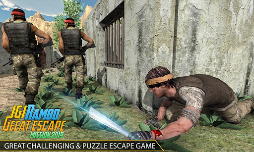 IGI Rambo Jungle Prison Escape 2019 Apk 2