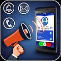 呼叫短信通知扬声器 icon