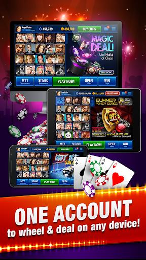Celeb Poker - Texas Holdem VIP screenshot