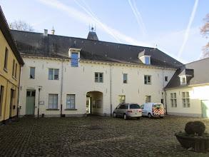 Photo: gemeentecentrum van Hoeilaart