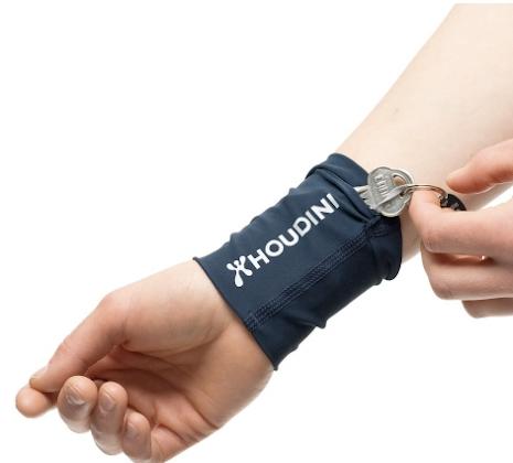 Houdini Wrist Stash Band