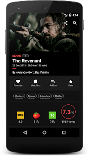 Cinephiles – Movie Info app for Movie buff App Download For Android and iPhone 3