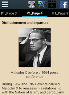 Biography of Malcolm X - náhled