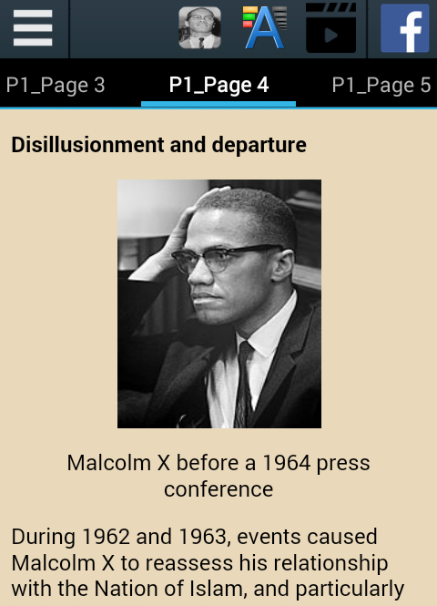 What Did Malcolm X Accomplish