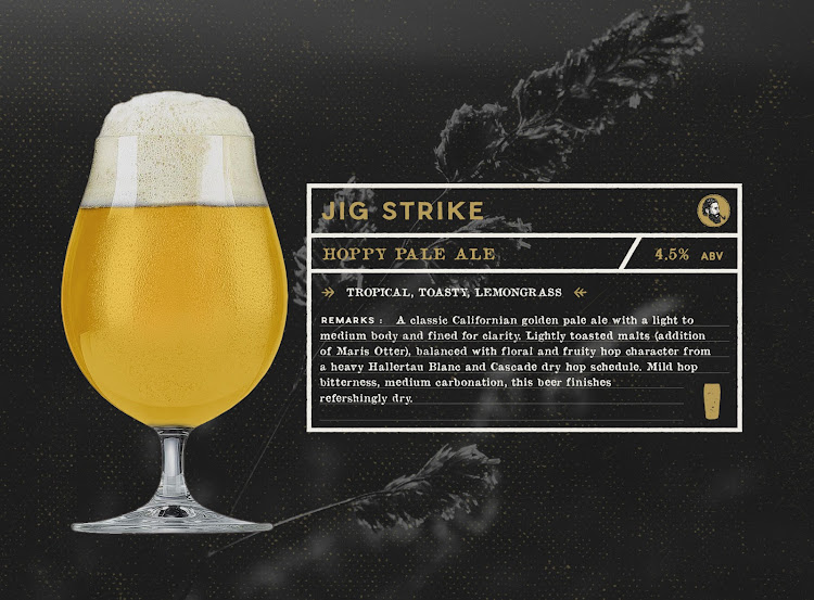 Logo of Gunwhale Ales Jig Strike