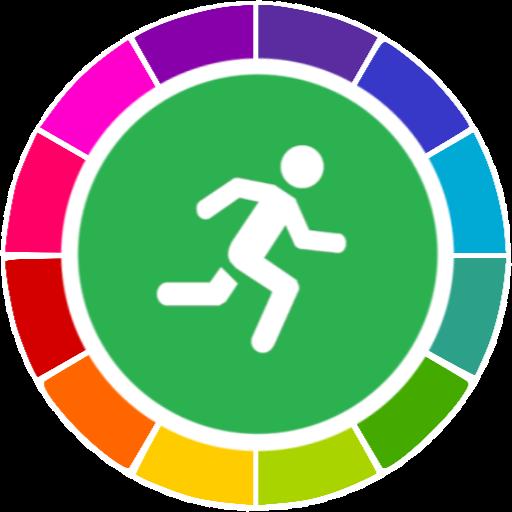 歩数計 健康 App LOGO-硬是要APP