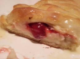 Omg So Good Cherry Cheese Danish, Quick & Easy Recipe