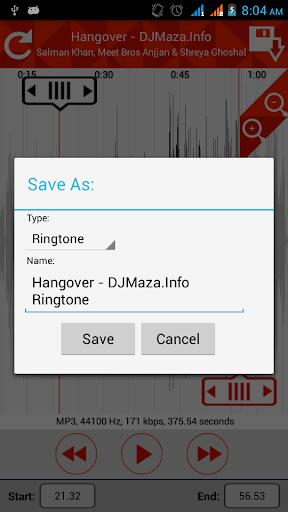 djmaza ringtone name
