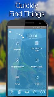 Kauai Travel Guide - náhled