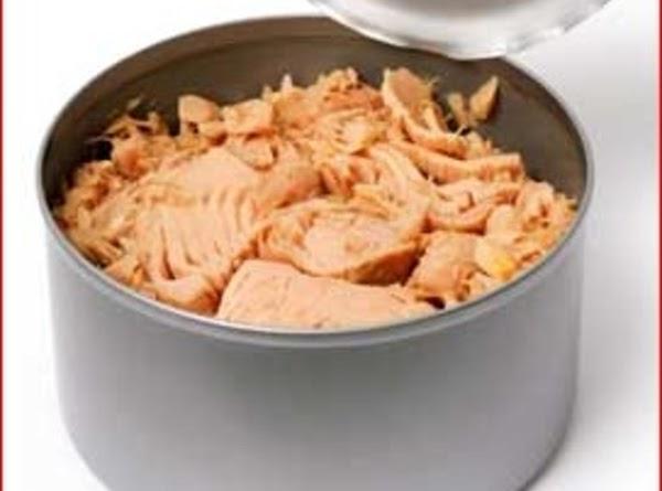 Creamed Tuna Recipe