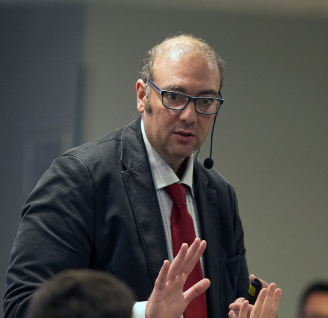 Dr Roberto Castaldo