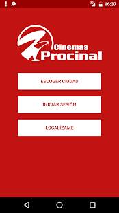 App Cinemas Procinal APK for Windows Phone