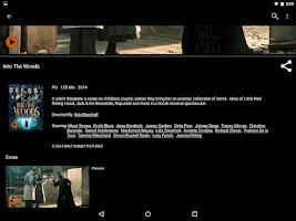 Screenshot of STARZ Play