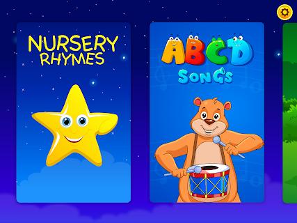 Nursery Rhymes & Kids Games screenshot 17