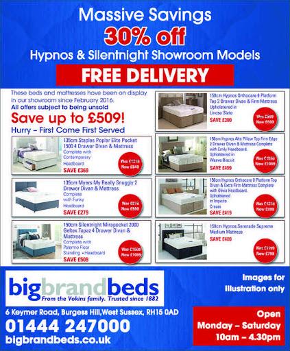 Hypnos advert