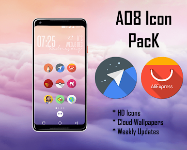 AO8 Icon Pack Screenshot