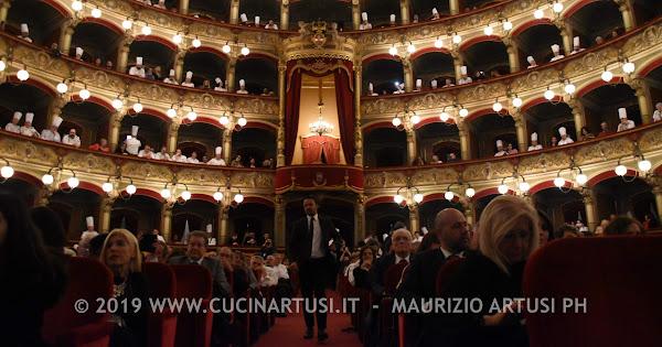 2019-04-01 Cibo Nostrum al Teatro Bellini di Catania