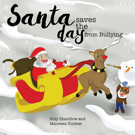 Santa saves the Day cover