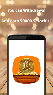 Free Bitcoin Android Miner - Earn BTC Maker claim - náhled