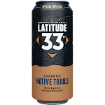 Latitude 33 Native Trails (Black & Blue)