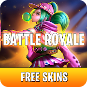 Skins Battle Royale - Free Skins daily