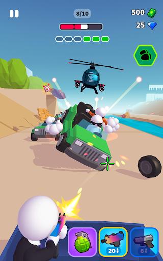 Rage Road screenshot 6