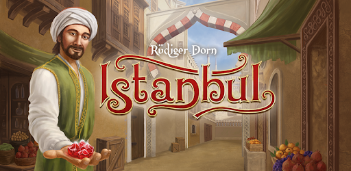 The official digital version of TOP 100 board game of all time – Istanbul!