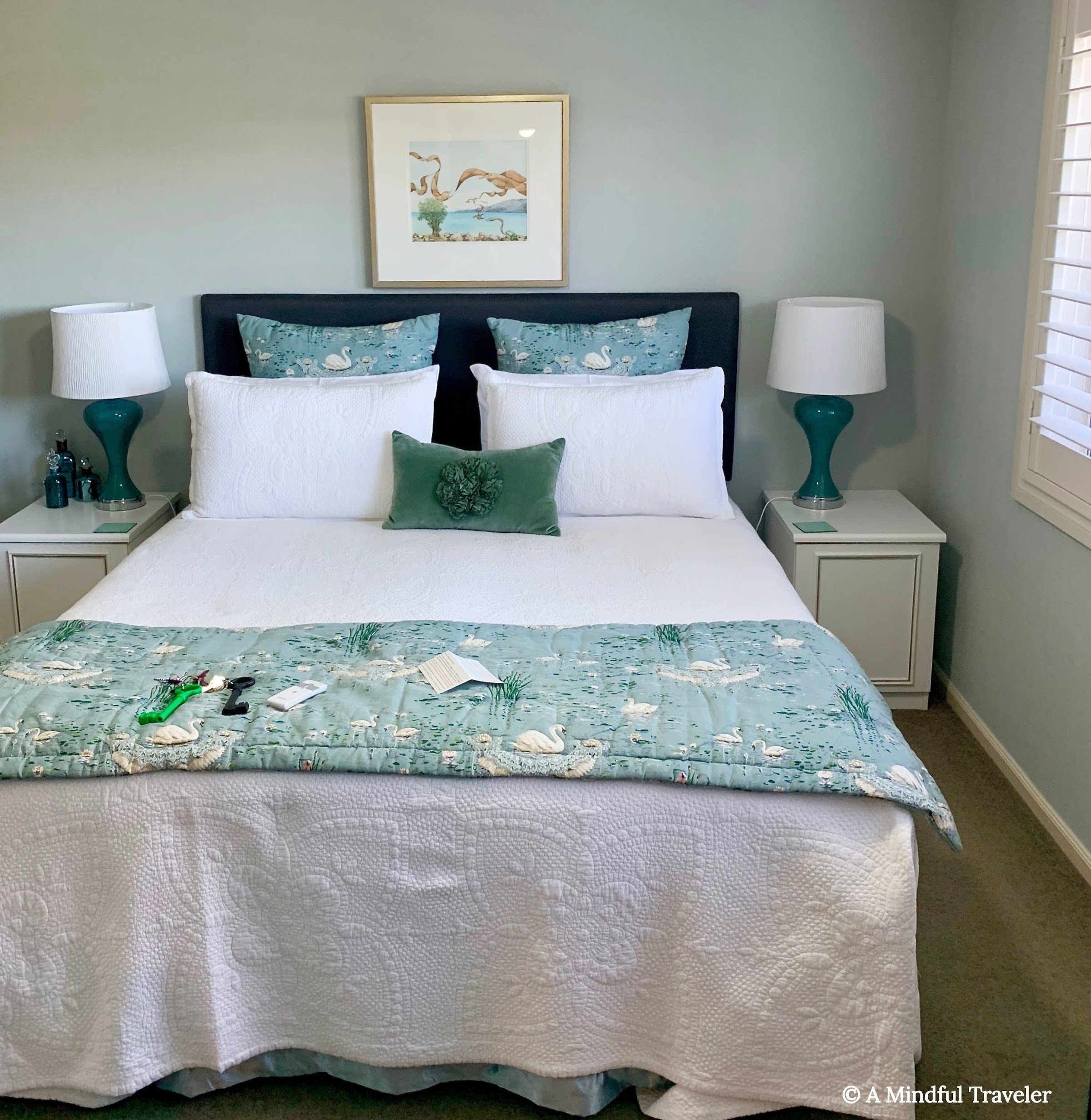 Montana Guest Retreat Gets A Fabulous Makeover For The: Art House B&B…