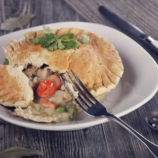 Crockpot Chicken Pot Pie Just Like Grandma's