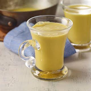 Turmeric Golden Milk.
