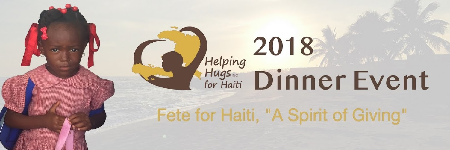 2018 Helping Hugs Dinner Event