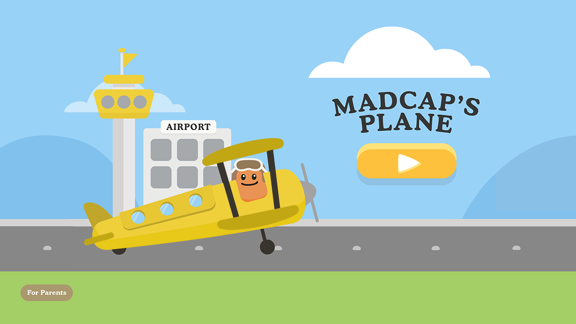 Dumb Ways JR Madcap's Plane- screenshot