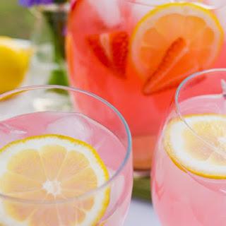 Moscato Wine Pink Lemonade