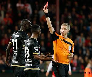 """Francky Dury en Saido Berahino over hét sleutelmoment van #KVKZWA: """"Als dat al een schwalbe is ..."""" vs """"Wil me excuseren bij de fans"""""""