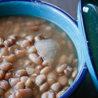 Crockpot Pinto Beans Recipe