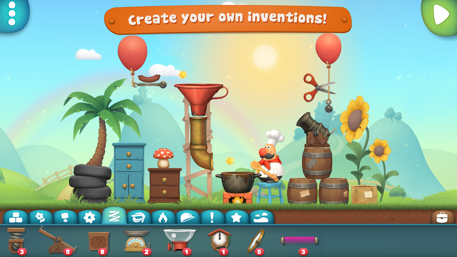 Inventioneers Full Version- screenshot