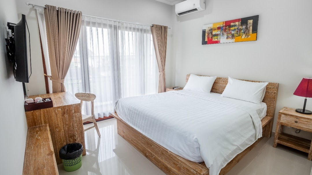 room in chicha house guesthouse nusa dua