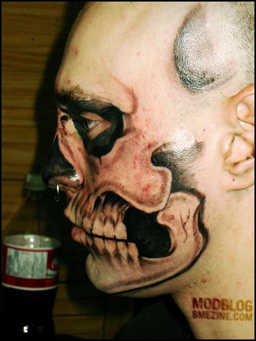 Tatuagens de Danielle SUPERTATTOO: Borboleta E Flores