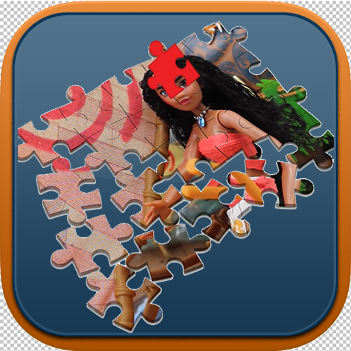Jigsaw Puzzle for Moana for PC