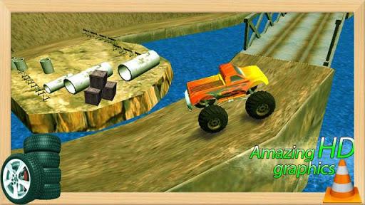 4x4 Driving Simulator-offroad