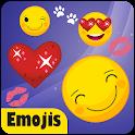 Emoji Emoticones para Wasap icon