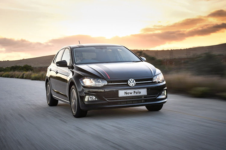 Volkswagen Polo. Picture: SUPPLIED