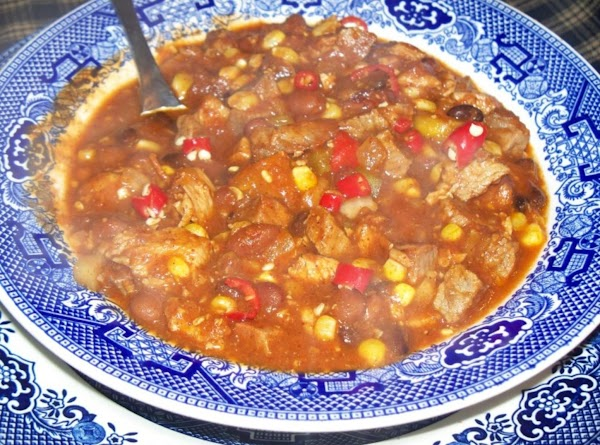 Using What You Got Chili By Dave Ramsey Recipe