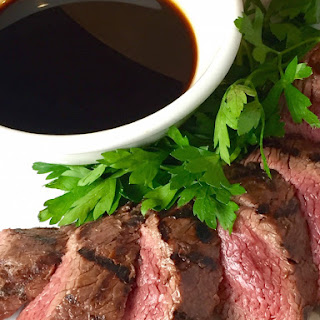 Grilled Beef Teriyaki