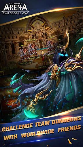 Fallen Souls - Dragon Battle screenshot 13